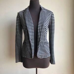 Olivia Moon sz XS striped blazer